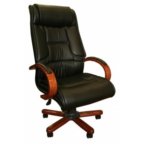 Diva Ofis Ahşap Kollu Nexus Makam koltuğu