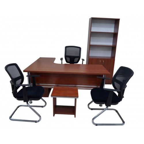 Diva Ofis Milas L Çalışma Masası