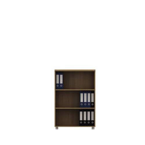 Diva Ofis 120X75 cm  Açık Dolap